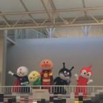 アンパンマンショー(ロールパンナとななつばのクローバー)を見に行ってきました!【BIGHOP印西】