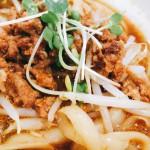 【閉店】【印西】マルコポルコ(イオンモール千葉ニュータウン)で坦々刀削麺をいただきました!