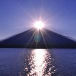 【八千代市】ユアエルム八千代台店の屋上にてダイヤモンド富士の観賞会が開催されます(2/14)!