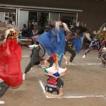 9/23(土・祝)鳥見神社(和泉622)にて市指定無形民俗文化財「いなざき獅子舞」が見学できますよ!