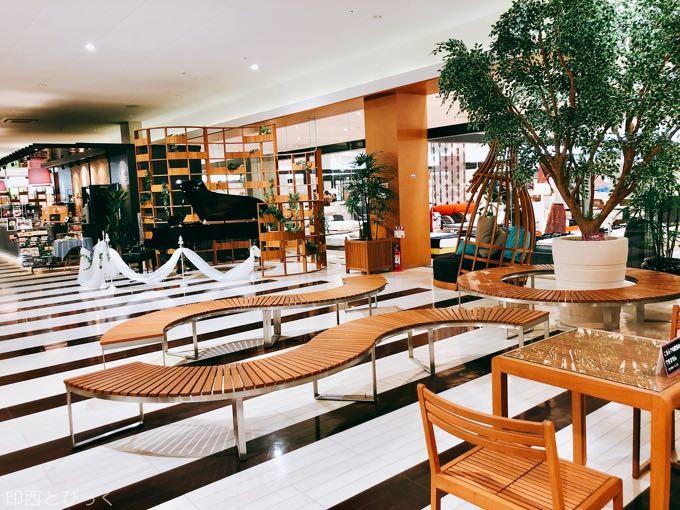 東京インテリア モアカフェ