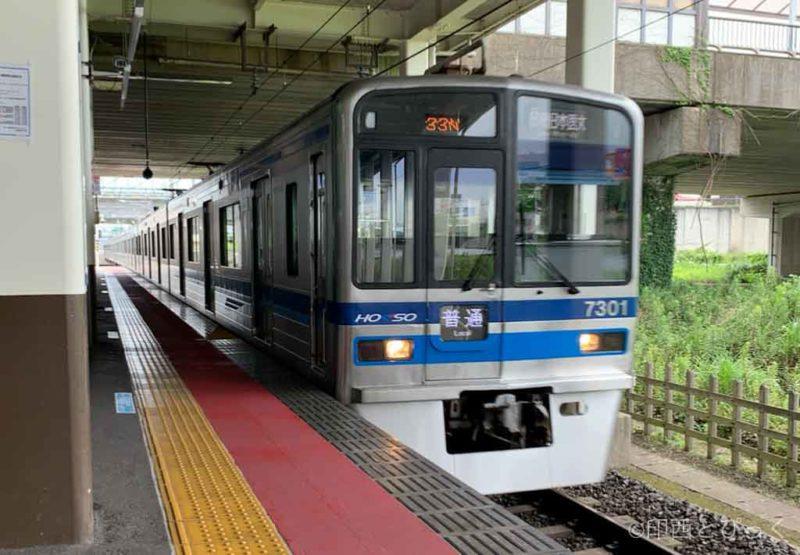 北総線の電車